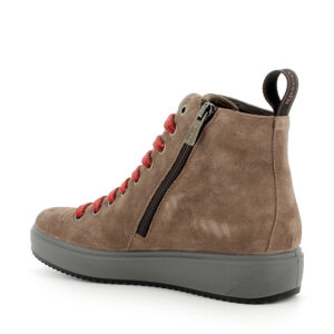 Sneaker in scamosciato beige\IGI&CO